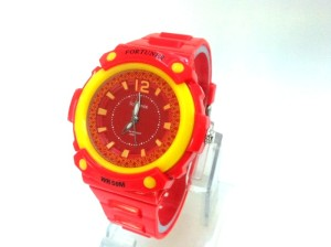 W.O.FOR.184.R Jam tangan wanita rubber anti air (2)